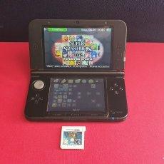 Videojuegos y Consolas Nintendo 3DS XL: CONSOLA NINTENDO 3DS XL EDICION POKÉMON COLOR ROJO CON EL JUEGO FUNCIONA.LE FALTA EL BOLIGRAFO. Lote 261538610