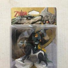 Videojuegos y Consolas Nintendo 3DS XL: THE LEGEND OF ZELDA - WOLF LINK - AMIIBO NEW KREATEN. Lote 284530348