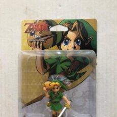 Videojuegos y Consolas Nintendo 3DS XL: THE LEGEND OF ZELDA - LINK MAJORAS MASK - AMIIBO NEW KREATEN. Lote 284530428
