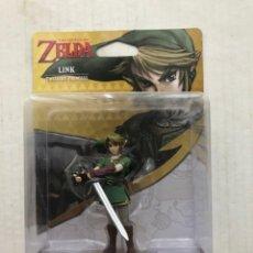 Videojuegos y Consolas Nintendo 3DS XL: THE LEGEND OF ZELDA - TWILIGHT PRINCESS LINK - AMIIBO NEW KREATEN. Lote 284530503