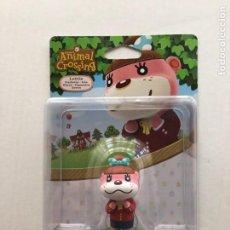 Videojuegos y Consolas Nintendo 3DS XL: ANIMAL CROSSING LOTTIE CASIMIRA - AMIIBO NEW KREATEN. Lote 284530953