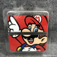 Videojuegos y Consolas Nintendo 3DS XL: NEW 3DS COVER PLATES SUPER MARIO NINTENDO 3DS. Lote 287805108