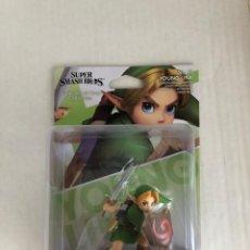 Videojuegos y Consolas Nintendo 3DS XL: THE LEGEND OF ZELDA - YOUNG LINK 70 - AMIIBO NEW KREATEN. Lote 289296893