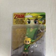 Videojuegos y Consolas Nintendo 3DS XL: THE LEGEND OF ZELDA - TOON LINK WINDWAKER - AMIIBO NEW KREATEN. Lote 289297033