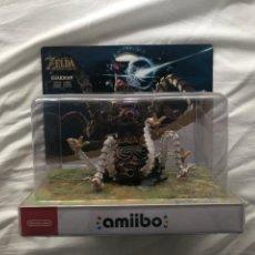 Videojuegos y Consolas Nintendo 3DS XL: THE LEGEND OF ZELDA GUARDIAN AMIIBO NUEVO KREATEN. Lote 289480558