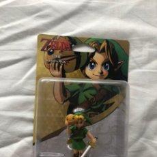 Videojuegos y Consolas Nintendo 3DS XL: THE LEGEND OF ZELDA LINK MAJORAS MASK AMIIBO NUEVO KREATEN. Lote 289481038