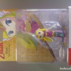 Videojuegos y Consolas Nintendo Switch: AMIIBO ZELDA TOON WINDWAKER NINTENDO SWITCH NUEVO SIN ABRIR , NEW. Lote 130904216