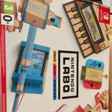 Videojuegos y Consolas Nintendo Switch: NINTENDO LABO. Lote 132980226