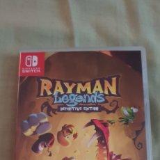 Videojuegos y Consolas Nintendo Switch: RAYMAN. Lote 134975393