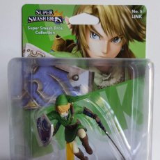 Videojuegos y Consolas Nintendo Switch: AMIIBO LINK LEGEND OF ZELDA SUPER SMASH BROS Nº5. Lote 136218686