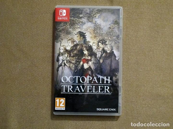 OCTOPATH TRAVELER, EN PERFECTO ESTADO VER ESP -SWITCH- (Juguetes - Videojuegos y Consolas - Nintendo - Switch)