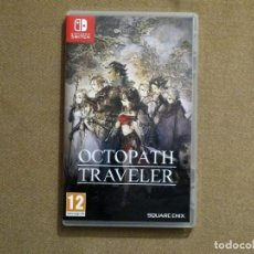 Videojuegos y Consolas Nintendo Switch: OCTOPATH TRAVELER, EN PERFECTO ESTADO VER ESP -SWITCH-. Lote 136219978