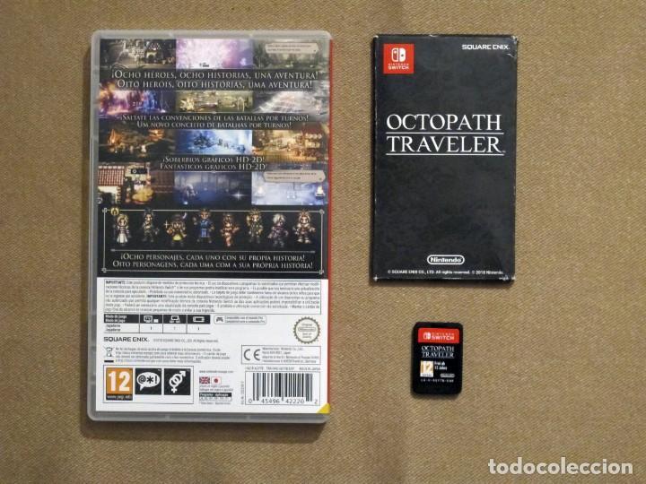 Videojuegos y Consolas Nintendo Switch: OCTOPATH TRAVELER, EN PERFECTO ESTADO VER ESP -SWITCH- - Foto 2 - 136219978
