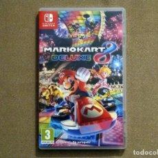 Videojuegos y Consolas Nintendo Switch: MARIO KART 8 DELUXE, EN PERFECTO ESTADO VER ESP -SWITCH-. Lote 136220618