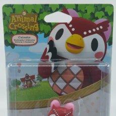 Videojuegos y Consolas Nintendo Switch: AMIIBO ANIMAL CROSSING CELESTE *NUEVO EN PERFECTO ESTADO*. Lote 136224834