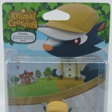 Videojuegos y Consolas Nintendo Switch: AMIIBO ANIMAL CROSSING BETUNIO *NUEVO EN PERFECTO ESTADO*. Lote 136224978
