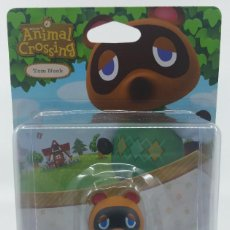 Videojuegos y Consolas Nintendo Switch: AMIIBO ANIMAL CROSSING TOM NOOK *NUEVO EN PERFECTO ESTADO*. Lote 136225602