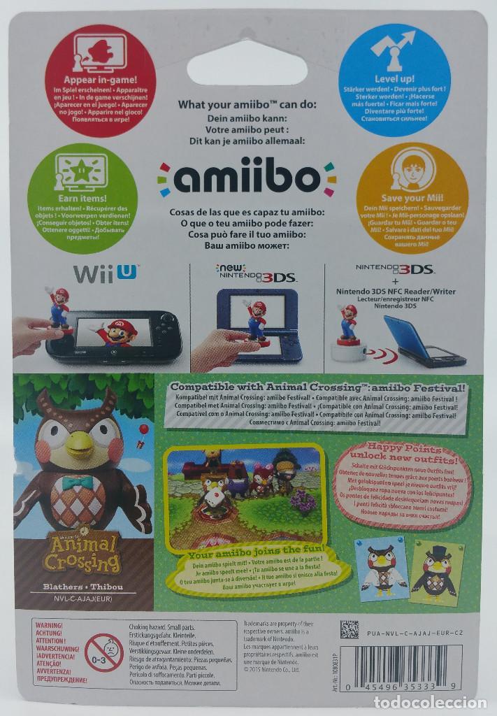 Videojuegos y Consolas Nintendo Switch: AMIIBO ANIMAL CROSSING SÓCRATES *NUEVO EN PERFECTO ESTADO* - Foto 2 - 136226166