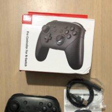 Videojuegos y Consolas Nintendo Switch: MANDO NINTENDO SWITCH PRO NUEVO. Lote 139223993