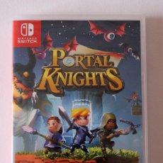 Videojuegos y Consolas Nintendo Switch: NINTENDO SWITCH - PORTAL KNIGHTS - PRECINTADO - EDICIÓN ESPAÑOLA. Lote 142171746
