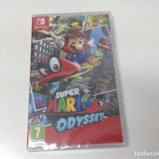 Videojuegos y Consolas Nintendo Switch: SUPER MARIO ODYSSEY. Lote 142988642