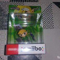 Videojuegos y Consolas Nintendo Switch: ZELDA TOON LINK AMIIBO N° 22 PRECINTADO ED. ESPAÑA. Lote 144383810
