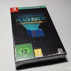 Videojuegos y Consolas Nintendo Switch: FLASHBACK 25 ANNIVERSARY - COLLECTOR´S EDITION ( NINTENDO SWITCH - PAL - ESP) PRECINTADO!. Lote 146119510