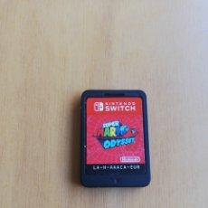 Videojuegos y Consolas Nintendo Switch: SUPER MARIO ODYSSEY SWITCH. Lote 147132921