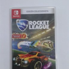 Videojuegos y Consolas Nintendo Switch: ROCKET LEAGUE - EDICIÓN COLECCIONISTA. NINTENDO SWTICH. Lote 147622242