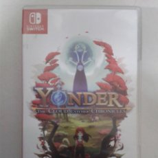 Videojuegos y Consolas Nintendo Switch: YONDER: THE CLOUD CATCHER CHRONICLES. NINTENDO SWITCH. Lote 147625610