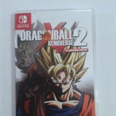 Videojuegos y Consolas Nintendo Switch: DRAGON BALL XENOVERSE 2. NINTENDO SWITCH. Lote 147626470