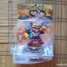 Videojuegos y Consolas Nintendo Switch: WARIO DE AMIIBO EN SU BLISTER ORIGINAL NUEVO!!. Lote 149952446
