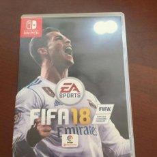 Videojuegos y Consolas Nintendo Switch: FIFA 18 NINTENDO SWITCH. Lote 150072662