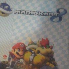 Videojuegos y Consolas Nintendo Switch: CARPETA DEL MARIO KART 8 - NUEVA A ESTRENAR - EN SU ENVOLTORIO ORIGINAL. Lote 179521651