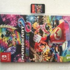 Videojuegos y Consolas Nintendo Switch: MARIO KART 8 DELUXE DX NINTENDO SWITCH KREATEN ESPAÑOL PORTUGUES. Lote 152335182