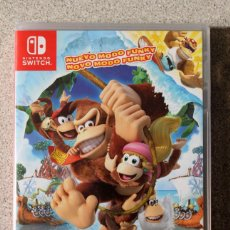 Videojuegos y Consolas Nintendo Switch: NINTENDO SWITCH - DONKEY KONG COUNTRY TROPICAL FREEZE - PRECINTADO - EDICIÓN ESPAÑOLA. Lote 152374002