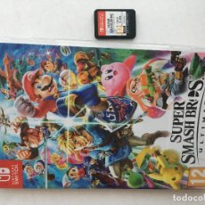 Videojuegos y Consolas Nintendo Switch: SUPER SMASH BROS ULTIMATE NINTENDO SWITCH KREATEN 19. Lote 155405954
