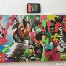 Videojuegos y Consolas Nintendo Switch: SPLATOON 2 SPLATTON II NINTENDO SWITCH KREATEN. Lote 155406118