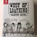 Videojuegos y Consolas Nintendo Switch: WEST OF LOATHING COLLECTORS EDITION, NINTENDO SWITCH, LIMITED RUN GAMES. Lote 159141612