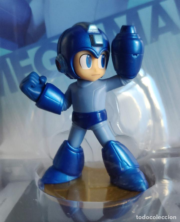 Videojuegos y Consolas Nintendo Switch: AMIIBO MEGAMAN SUPER SMASH BROS COLLECTION Nº 27 - Foto 3 - 161512282