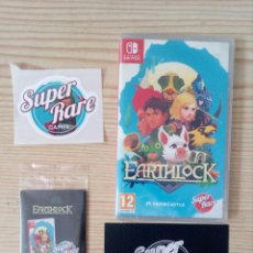 Videojuegos y Consolas Nintendo Switch: EARTHLOCK NINTENDO SWITCH - SUPER RARE GAME 16 - PRECINTADO - 5000 COPIAS EN EL MUNDO. Lote 166316330