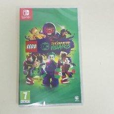Videojuegos y Consolas Nintendo Switch: 619- LEGO DC SUPER VILLANOS NINTENDO SWITCH VERSION ESPAÑOLA NUEVO PRECINTADO. Lote 167739424