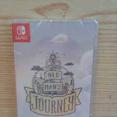 Videojuegos y Consolas Nintendo Switch: OLD MAN'S JOURNEY - SWITCH - PRECINTADO - 3000 COPIAS EN EL MUNDO. Lote 173087505