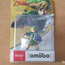 Jeux Vidéo et Consoles: AMIIBO ZELDA LINK SKYWARD SWORD PRECINTADO. Lote 174083388