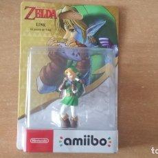 Videojuegos y Consolas Nintendo Switch: AMIIBO ZELDA LINK OCARINA OF TIME PRECINTADO. Lote 174083555