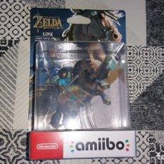 Videojuegos y Consolas Nintendo Switch: AMIIBO ZELDA LINK BREATH OF THE WILD PRECINTADO ED. ESPAÑA. Lote 174506974