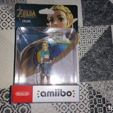 Videojuegos y Consolas Nintendo Switch: AMIIBO ZELDA BREATH OF THE WILD PRECINTADO ED. ESPAÑA. Lote 174507028