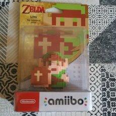 Videojuegos y Consolas Nintendo Switch: AMIIBO LINK THE LEGEND OF ZELDA PRECINTADO ED. ESPAÑA. Lote 174507113