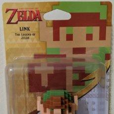 Videojuegos y Consolas Nintendo Switch: AMIIBO LINK 8 BITS PIXEL LEGEND OF ZELDA . Lote 177950095