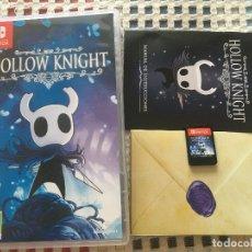 Videojuegos y Consolas Nintendo Switch: HOLLOW NIGHT NINTENDO SWITCH KREATEN. Lote 178387976